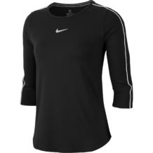 http://wigmoresports.co.uk/product/nike-womens-court-3-4-dry-top-black-white/
