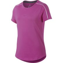 http://wigmoresports.co.uk/product/nike-girls-court-dry-tee-active-fuchsia-white/