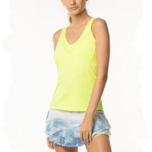 http://wigmoresports.co.uk/product/lucky-in-love-womens-entwine-racerback-neon-yellow/