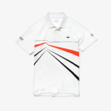 http://wigmoresports.co.uk/product/lacoste-mens-nd-tournament-polo-white-orange-black/