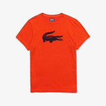 http://wigmoresports.co.uk/product/lacoste-mens-logo-tee-orange/