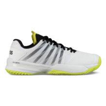 http://wigmoresports.co.uk/product/k-swiss-mens-ultrashot-2-hb-white-black-neon-yellow/