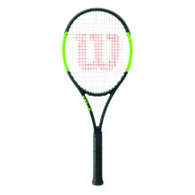 http://wigmoresports.co.uk/product/wilson-blade-sw-104-autograph-cv-black-green/