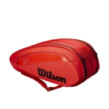 http://wigmoresports.co.uk/product/wilson-federer-dna-12-racquet-bag-18-red/