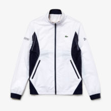 http://wigmoresports.co.uk/product/lacoste-mens-tournament-nd-jacket-white-navy/