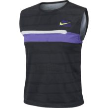 http://wigmoresports.co.uk/product/nike-womens-court-slam-tank-ny-black-purple/