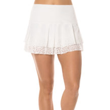http://wigmoresports.co.uk/product/lucky-in-love-womens-long-sunrise-pleated-skort-white/