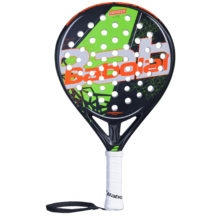http://wigmoresports.co.uk/product/babolat-defiance-lite-padel-bat-green-red/