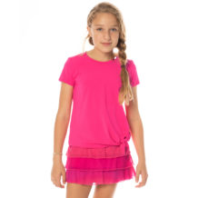 http://wigmoresports.co.uk/product/lucky-in-love-girls-tie-knot-tee-shocking-pink/