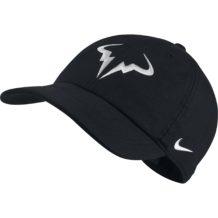 https://wigmoresports.co.uk/product/nike-aerobill-h86-rafa-cap-black-white/